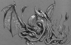Cthulhu – Cthulhu Sketch #1