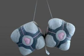 Weighted Companion Cube Fuzzy Dice