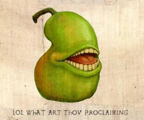 What Art Thou