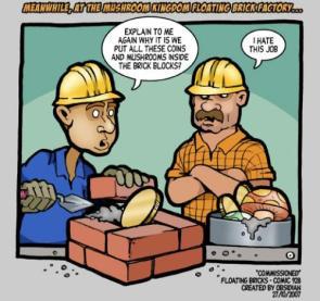 Mushroom Kingdom Brick Factory