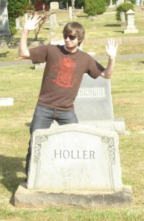 Holler Headstone