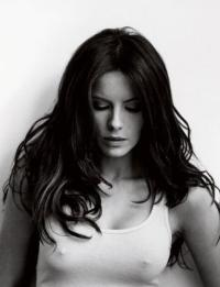 Kate Beckinsale see through