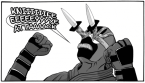 Dr McNinja – Knife Eye Attack