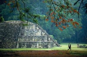 One fine day in Honduras