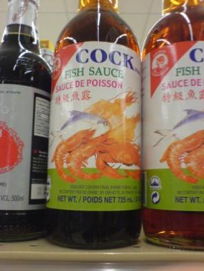 COCK Fish Sauce