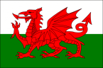 Wales' Flag