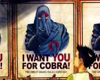 Cobra recruitment poster