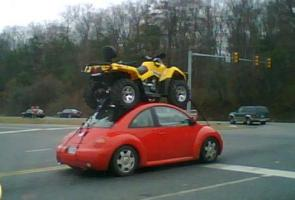 Beetle Transportation Vehicle
