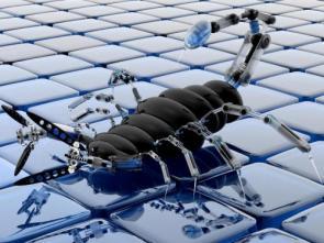 Mechanical Scorpion Bot