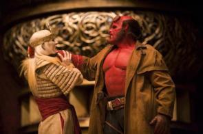 New Hellboy 2 Pics