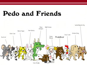 Pedo and Friends