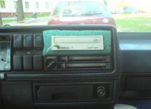Car stereo for geeks
