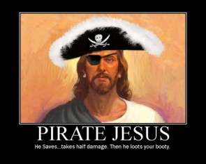 Pirate Jesus