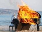 Flame Piano