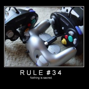 Game Controller Rule 34