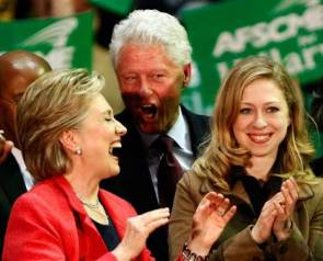 bearded Clinton