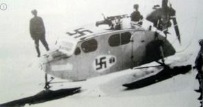 Nazi Snowmobile