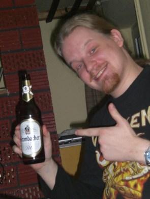 MCS Beer Drinker – Goldfinger