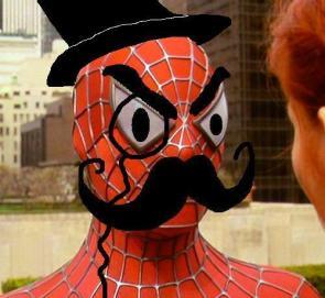 Top Hat Spider-man