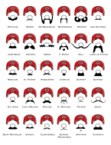 Mario's Mustaches