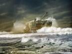 Hauting Shipwreck