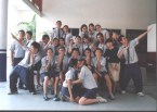Asian Class Photo