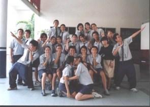 Asian Class Photo