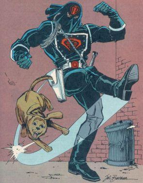 The Real Cobra Commander