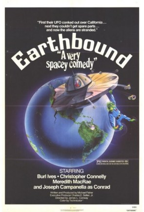 Earthbound – A Very Spacey Comedy