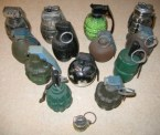 MCS Collections – Hand Grenade Collection