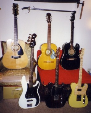 MCS Collections – Guitar Collection