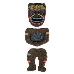 Tiki Stepping Stones