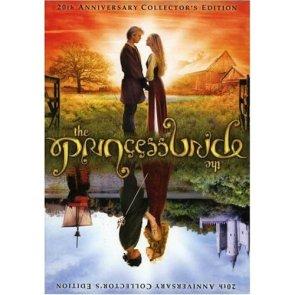 The Princess Bride – reversible DVD cover