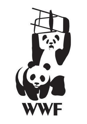 Pandas? Wrestling? WWF!