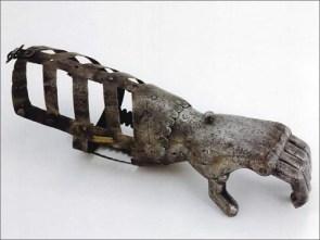Ye old prosthetics