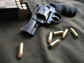 """Smith and Wesson """"Bounty Hunter"""" 629 with 3-Inch Barrel"""