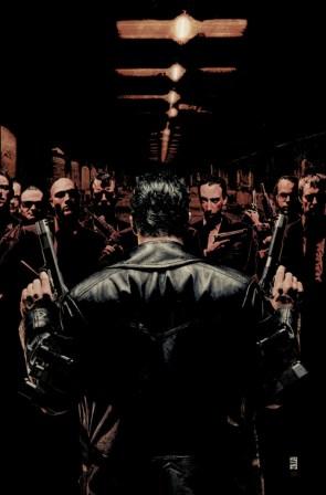 Punisher – Tim Bradstreet
