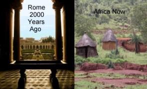 Rome Versus Africa