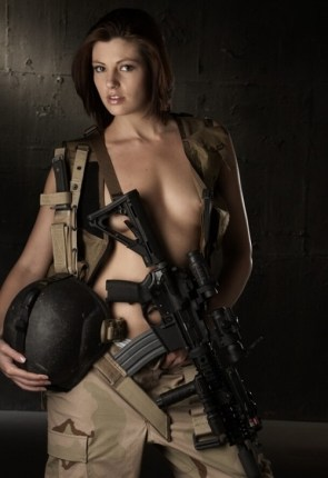 nsfw- What soldiers 'SHOULD' have looked like