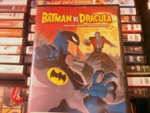 (the) Batman vs Dracula
