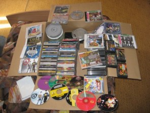 Theme day: Collections – Namelis1's bootleg pc games collection.