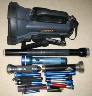 Flashlight Collection