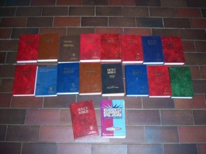MCS Collections – Stolen Bibles