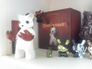 Theme Day: vinyl toy collection