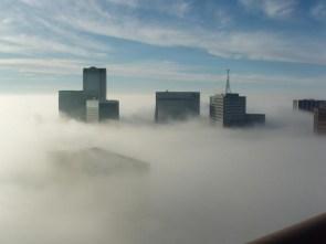 Dallas has the Fog