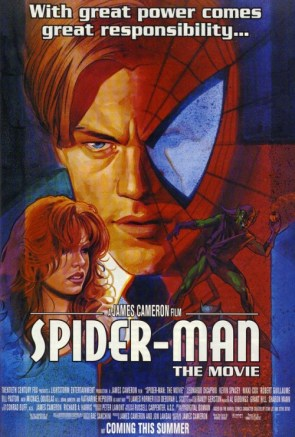 The Spider-Man movie that wasn't