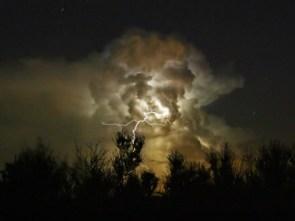 Night Thunderhead animation