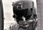 UH-60 Blackhawk door gunner's mask