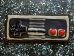 Nintendo NES Controller Cookie