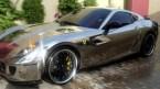 Chrome Ferrari (Krink X)